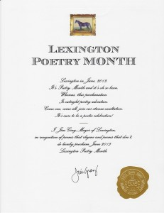 LPM Official Proclamation