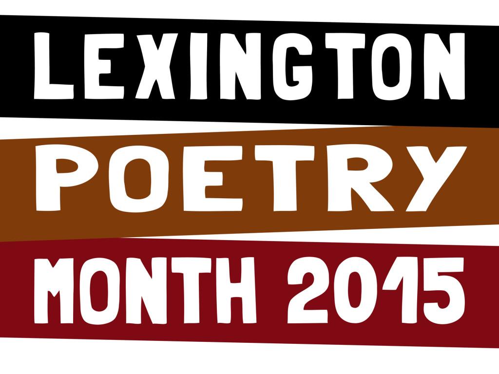 Lexington Poetry Month 2015